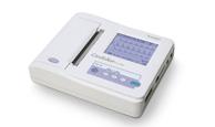 心電図検査 自院で解析して速やかに結果がでるようにします。